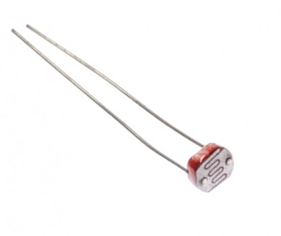 фоторезистора по мощности телефона металлическом