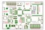 Модуль Iboard W5100 на ATmega328P схема