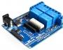 Шильд 4 реле 9В для Arduino