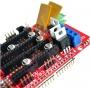 Шильд RAMPS 1.4 3D для Arduino MEGA