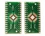 Адаптер QFN32/QFP32 на 0.8 и 0.65 мм