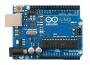 Arduino Uno R3 вид с верху