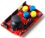 Шильд игрового манипулятора для Arduino