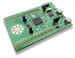 STM32F3-DISCOVERY